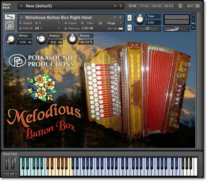 Polkasound Productions - Virtual Instruments